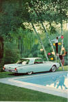 Click here to enlarge image and see more about item ad0736: 1961 Ford Thunderbird Hardtop and Convertible  ad0736