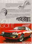Click here to enlarge image and see more about item ad0749: 1979 Cleica GT Liftback