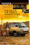 Click here to enlarge image and see more about item ad0753: 1987 Toyota Wonderwagon ad0753