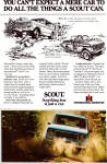Click here to enlarge image and see more about item ad0769: International Harvester Scout II and SSII ad0769