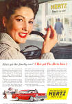 Click here to enlarge image and see more about item ad0772: 1958 Chevrolet 4 Door Hardtop ad0772