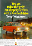 Jeep Wagoner 4 Wheel Drive