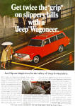 Jeep Wagoneer 4 Wheel Drive