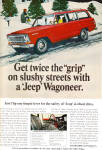 Click here to enlarge image and see more about item ad0791: Jeep Wagoneer 4 Wheel Drive