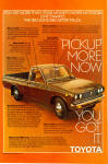 Click here to enlarge image and see more about item ad0755: Toyota SR 5 Long Bed Sport Truck ad0755