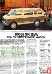 Click here to enlarge image and see more about item ad668: Mini 250 Ram Wagon ad668