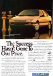 Click here to enlarge image and see more about item ad740: Peugeot 450DL ad740