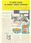 Wheaties Jimmie Foxx Breakfast Champions Ad adl0005