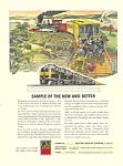Click here to enlarge image and see more about item adl0024: GM Locomotives  Ad 1945