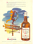Click here to enlarge image and see more about item adl0031: Mount Vernon Rye Whiskey  Ad 1945