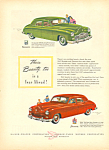 Click here to enlarge image and see more about item adl0032: Kaiser Frazer Automobile  Ad 1946 adl0032