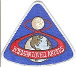 Click here to enlarge image and see more about item apollo8: Apollo 8  NASA Space Patch