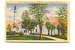 Click here to enlarge image and see more about item apr0552: State Capitol Montgomery AL Postcard