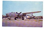 Click here to enlarge image and see more about item apr1163: B-25B Mitchell Postcard