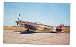 Supermarine Spitfire  Postcard apr1165