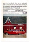 1960 Chevrolet Kingswood Ad