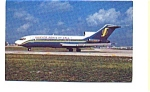 Denver Ports of Call 727 Airline Postcard apr2561