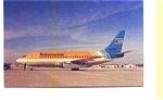 Bahamasair 737 Airline Postcard apr2760
