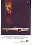 1969 Cadillac Hardtop Sedan de Ville Ad
