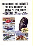 General Tire Winter Cleat Ad 1949