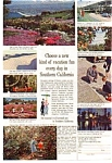 Southern California All Year Club Ad Jan 1961