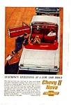 Chevy Nova II Convertible Ad