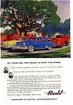 Click here to enlarge image and see more about item auc018417: Budd Studebaker  Ad 1952 auc018417