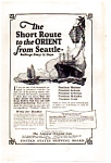 Route to the Orient, Admiral Orient Line Ad