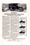 Click here to enlarge image and see more about item auc022311: 1923 International Motor Trucks Ad auc022311