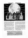 American Express Company Steamship Ad auc023101