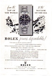Click here to enlarge image and see more about item auc023715: Rolex Ad auc023715 1937
