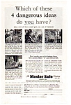 Click here to enlarge image and see more about item auc023716: Mosler Safe Ad 1937