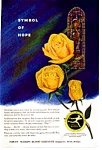 FTD Symbol of Hope Ad auc023720