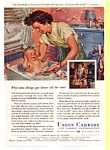 Union Carbide Ad 1940s