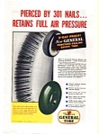General Tire Puncture Sealing Tube AD 1949