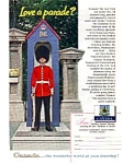 Canadian Travel Bureau Summer Pageantry Ad auc026105