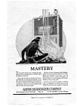 Click here to enlarge image and see more about item auc032203: American Radiator Company God of Fire Ad auc032203