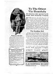 Pacific Mail Steamship Lines  Hawaii Ad