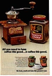 Click here to enlarge image and see more about item auc033420: Taster's Choice Coffee Ad