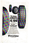 Click here to enlarge image and see more about item auc033423: Firestone Sup-R-Belt Tire Ad