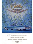 Click here to enlarge image and see more about item auc036106: 1961 Cadillac  Hardtop Ad Jewels