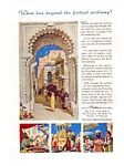 Click here to enlarge image and see more about item auc036112: India Tourist Office Ad auc036112 Mar 1961