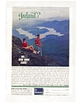 New York State Vacationlands Ad auc036117