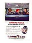Goodyear Turnpike Proved Tire Ad