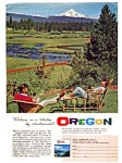 Oregon Mt Jefferson Ad