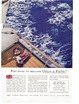 Orient & Pacific Lines Ad 1960's