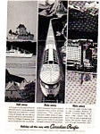 Canadian Pacific Travel Ad May 1963