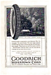 Click here to enlarge image and see more about item auc062326: B.F.Goodrich Silvertown Cord Tire Ad auc062326 1923