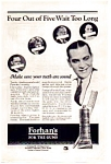 Forhan's Formula for the Gums Ad 1923