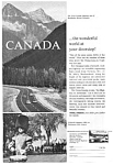 Click here to enlarge image and see more about item auc066332: Trans Canada Highway  Travel Ad auc066332